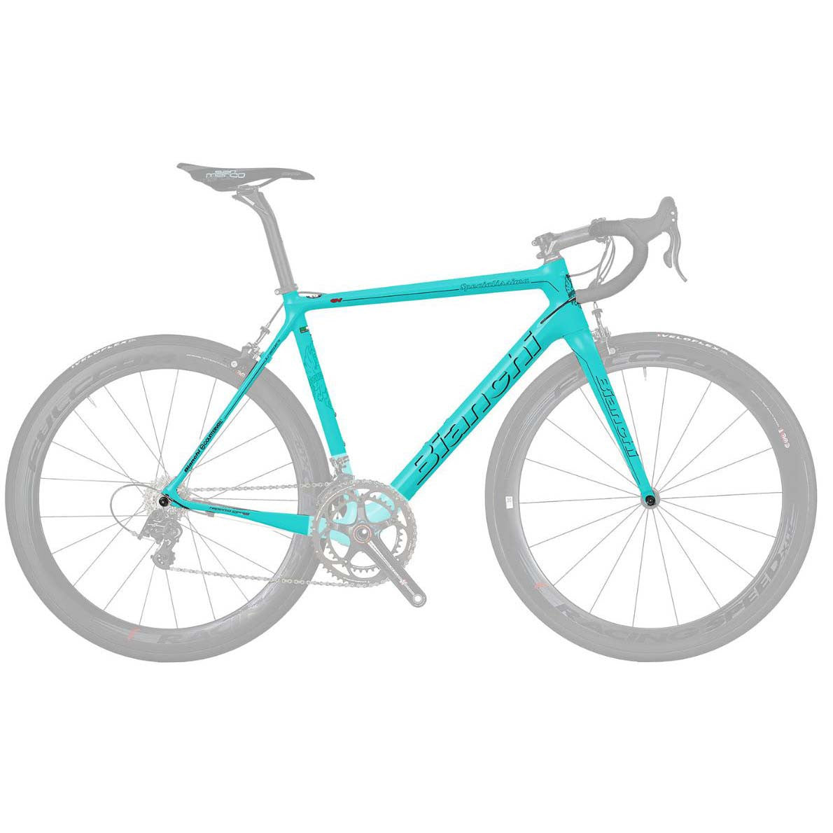 Bianchi Specialissima Dura Ace 11sp Di2 Compact 52/36