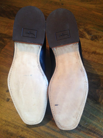 RM Williams full leather resole and re heel
