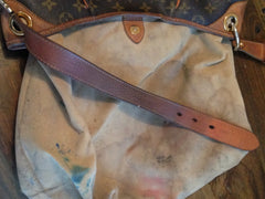Before ink stained Louis Vuitton Handbag