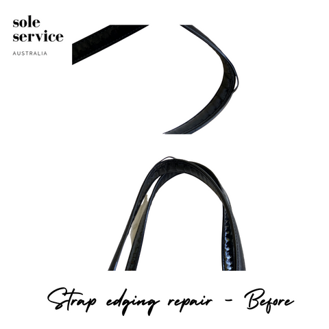 Edging repair | Before and After by Sole Service