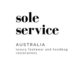 Sole Service Australia luxury footwear and handbag restorations