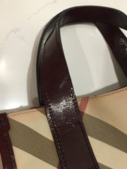 Burberry Handbag strap replacement Sole Service