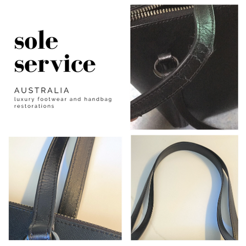 Mimco handbag handles replacement  - Sole Service