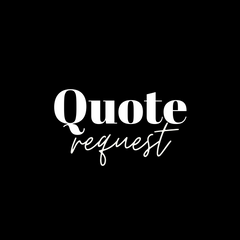 Quote request Sole Service