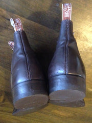 RM Williams Boot repair Sole Service After
