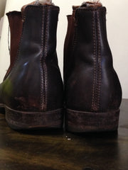 RM Williams Boot repair Sole Service Before