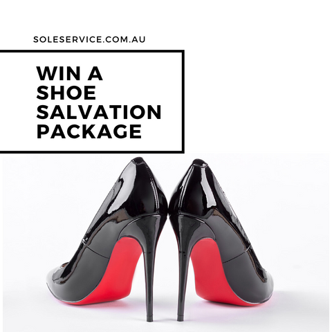 Win a Shoe salvation package