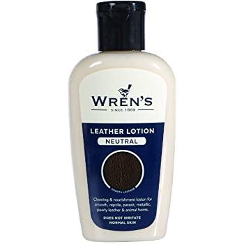 Wren's Leather Lotion | Sole Service