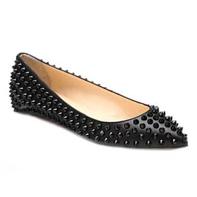Ladies shoe half sole in leather and reheel repair | Sole Service