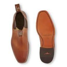 RM Williams | Replace full sole in leather | Sole Service