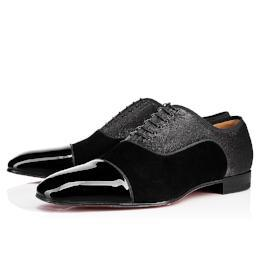 Men's shoe full sole  in leather and rubber heel repair | Sole Service