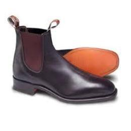 RM Williams | Replace half sole & heel in leather Sole Service