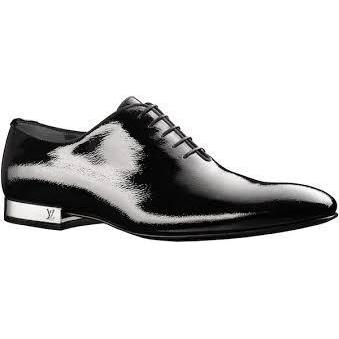 cd48b17f08e0 Men s shoe half sole in leather and rubber heel repair