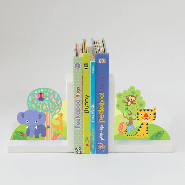 NidoKido Bookends Jungle
