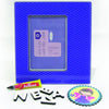 NidoKido Personalised Purple Photo Frame with Princess Motif