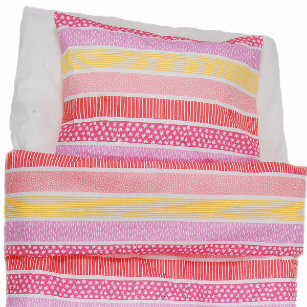 Mizu Bedding Pink - Northlight Homestore