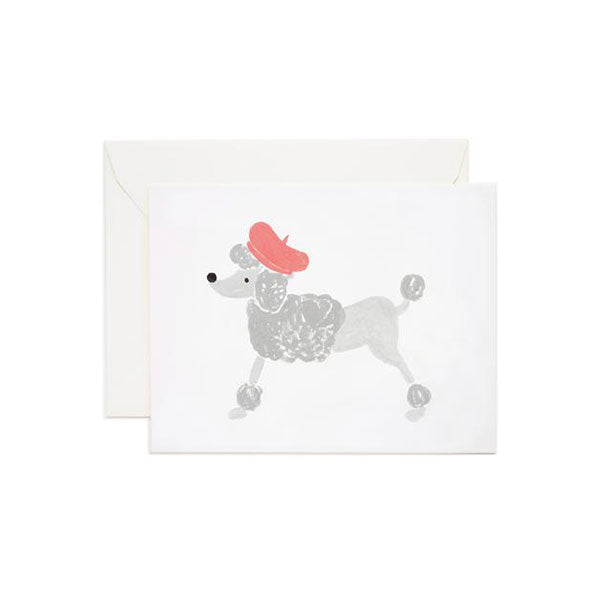 Poodle Boxed Set - 8 Cards