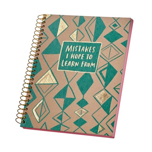 Mistakes Journal