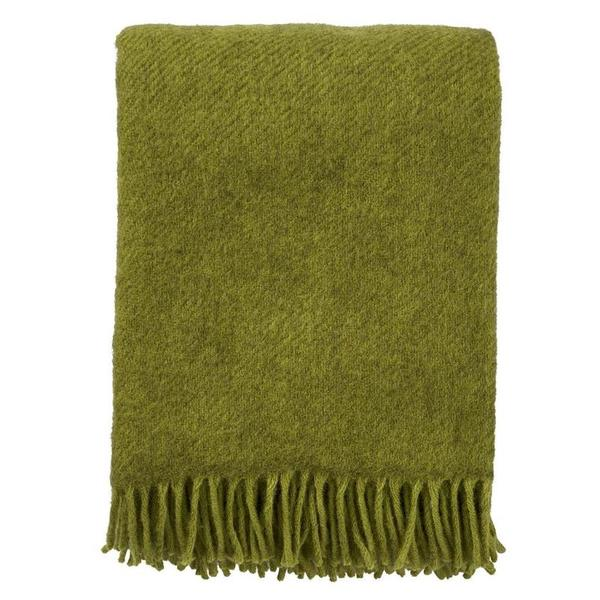 Gotland Green Throw