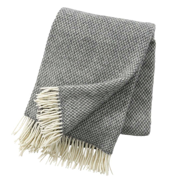 Pulse Grey Throw - Northlight Homestore