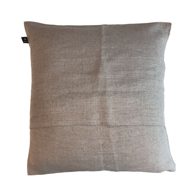 Maya Natural 50x50cm Linen Cushion Cover