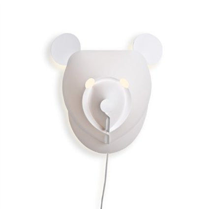 Zzzoolight Bear Wall Light - Northlight Homestore