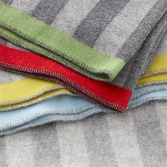 Ingeborg Lambswool Blanket - Northlight Homestore