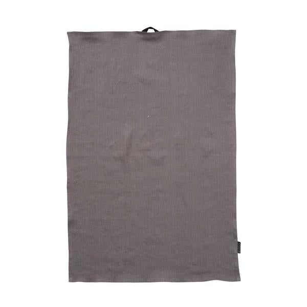 Linn Lead Grey Kitchen Towel