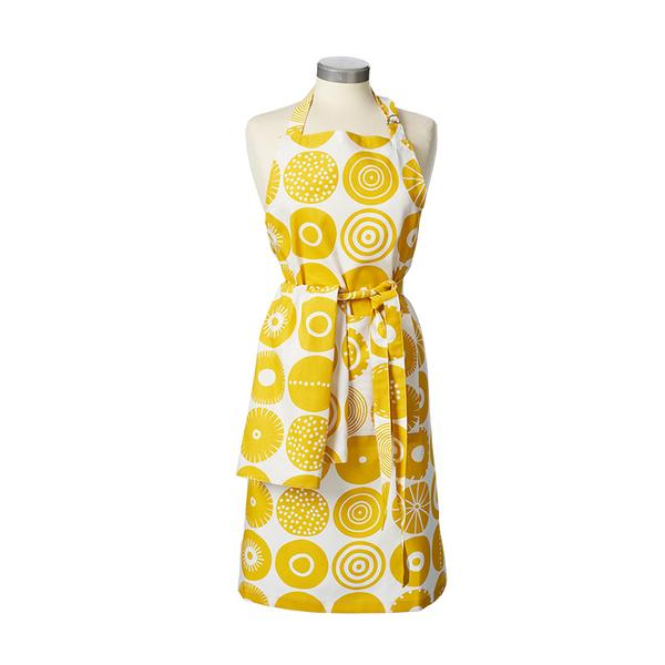 Candy Yellow Apron
