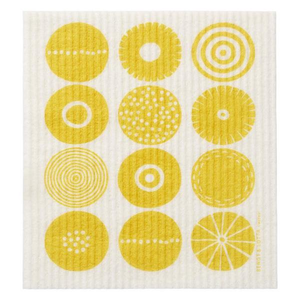 Candy Yellow Dishcloth