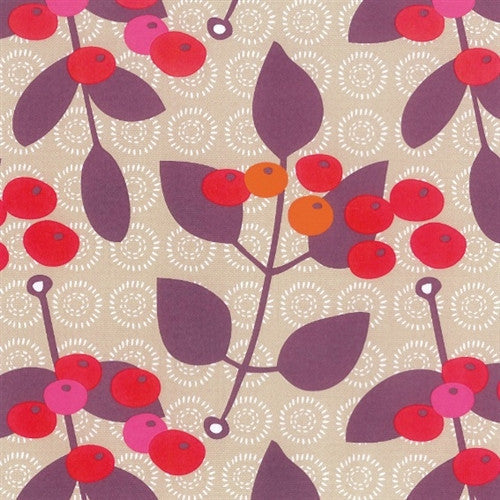 Autumn Berries Paper Napkins