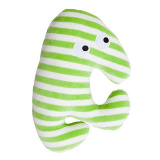 Skummis Filur Green & White Soft Cuddly Toy - Northlight Homestore