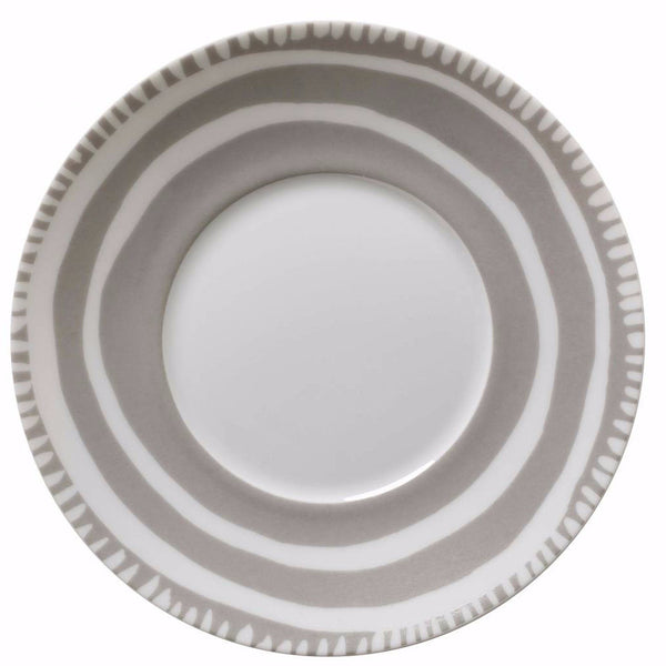 Grandma's Goods Grey Saucer - Northlight Homestore