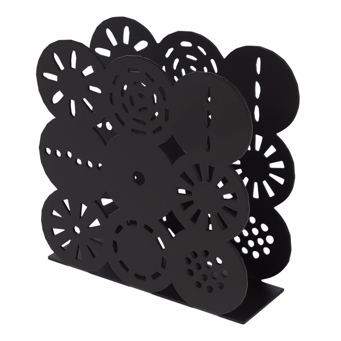 Oopsie Candy Black Napkin Holder - Northlight Homestore