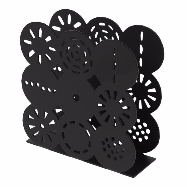 Candy Black Napkin Holder