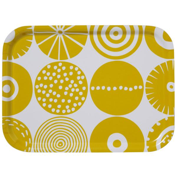 Candy Yellow 20cm x 27cm Tray