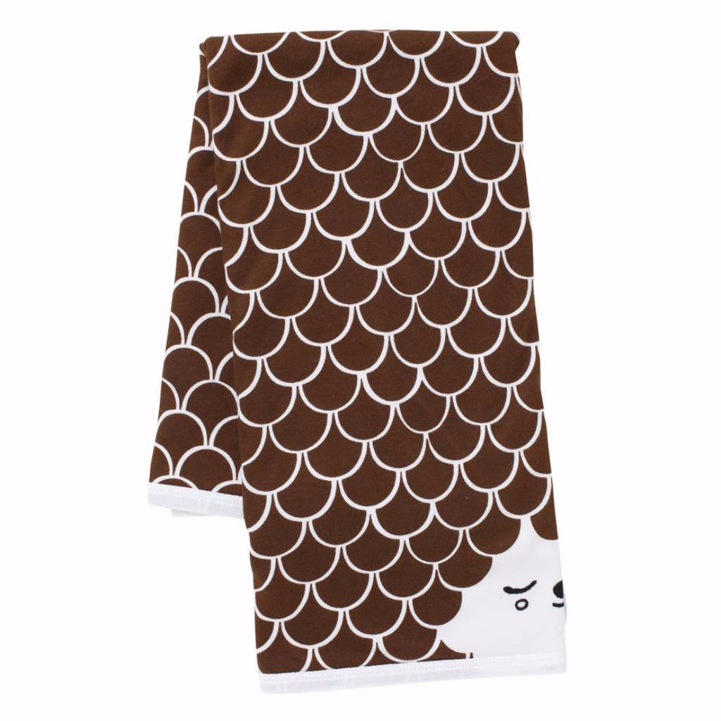 Go Cuddle Me Brown Cuddly Blanket - Northlight Homestore