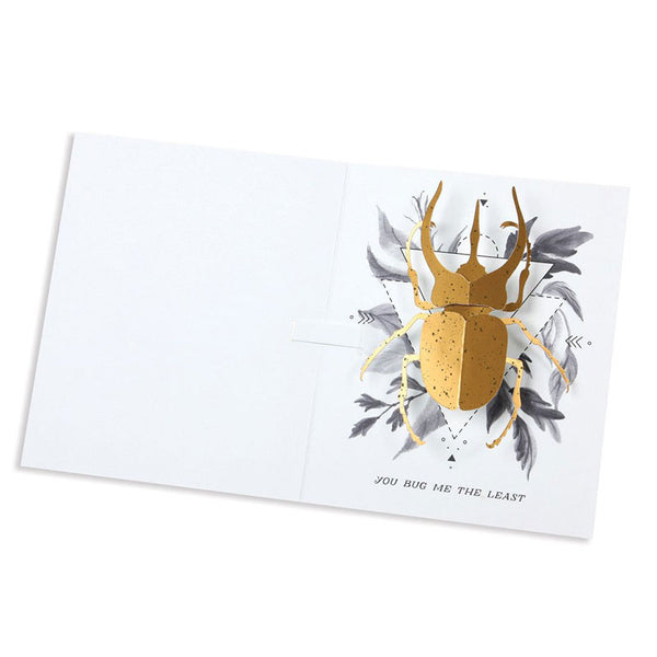 Beetle Card