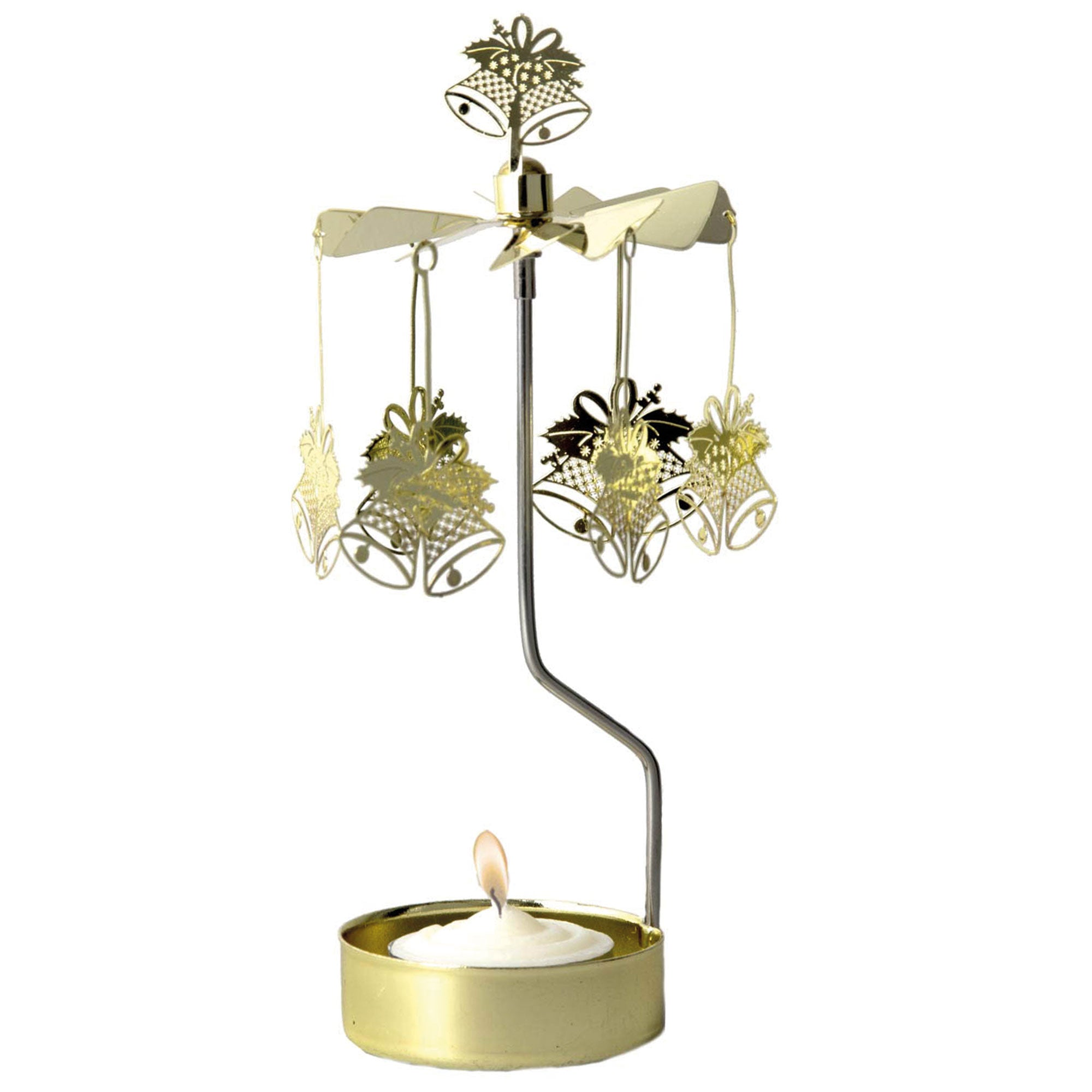 Bells Rotary Candle Holder - Northlight Homestore