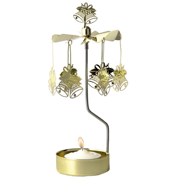 Bells Rotary Candle Holder