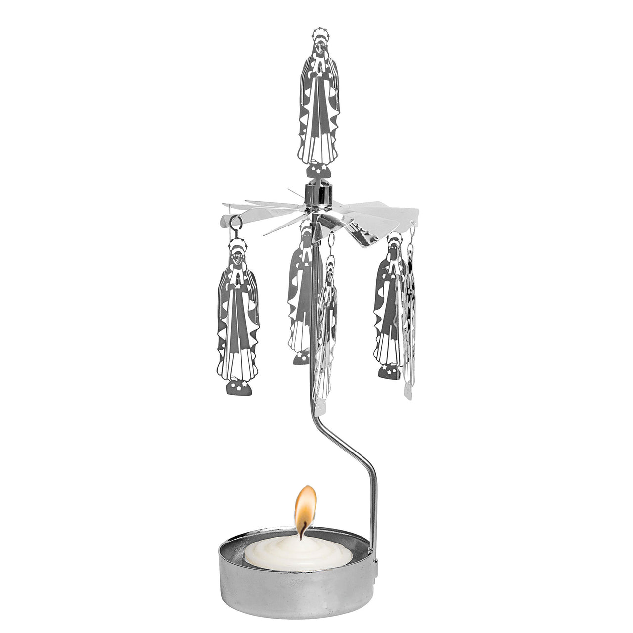 Maria Rotary Candle Holder - Northlight Homestore