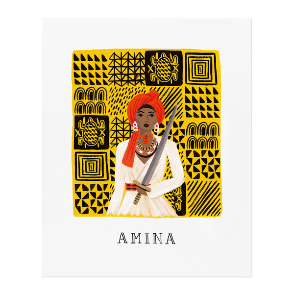 Rifle Paper Co Amina 8x10 Art Print