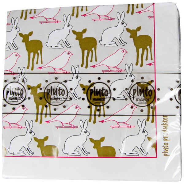 Animal Napkins