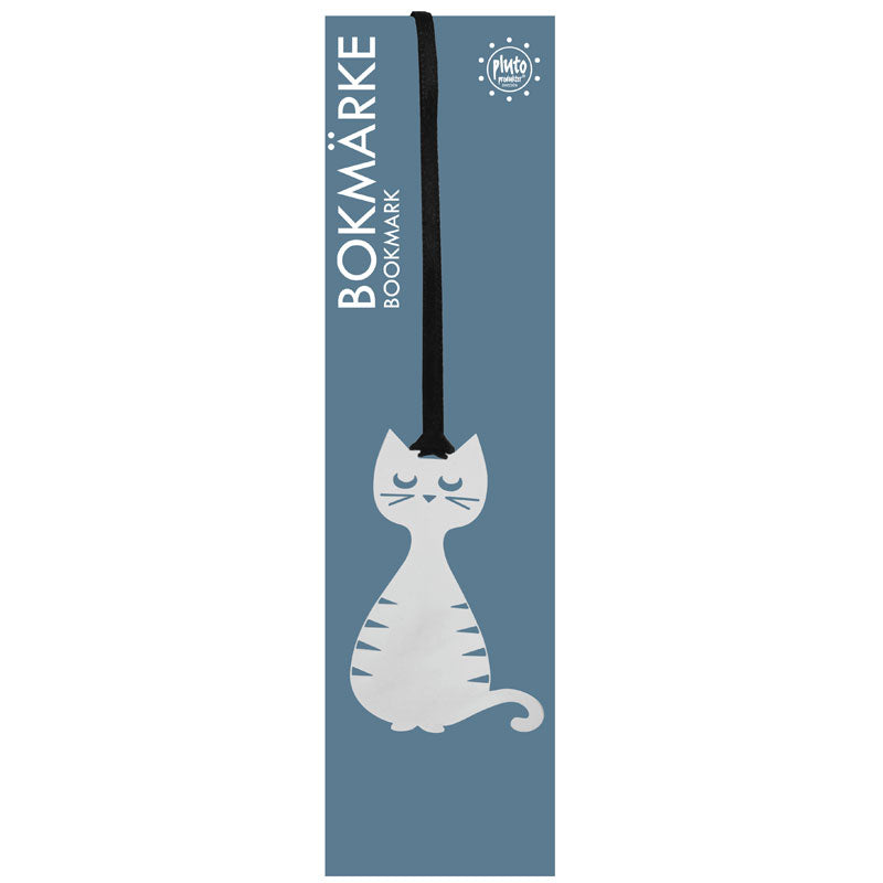 Dodgy Cat Bookmark - Northlight Homestore
