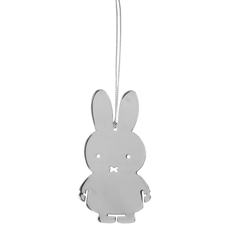 Miffy Silver Decoration - Northlight Homestore