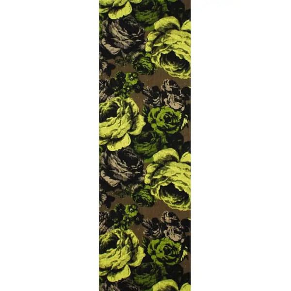 Baronessa Green Table Runner