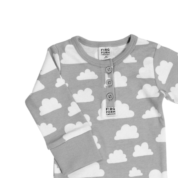 Moln Cloud Grey Longsleeve - Various sizes - Northlight Homestore
