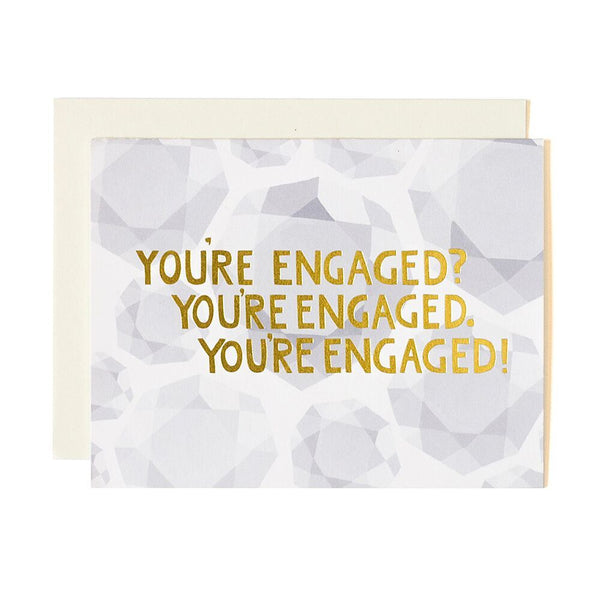 Diamond Engagement Card - Northlight Homestore