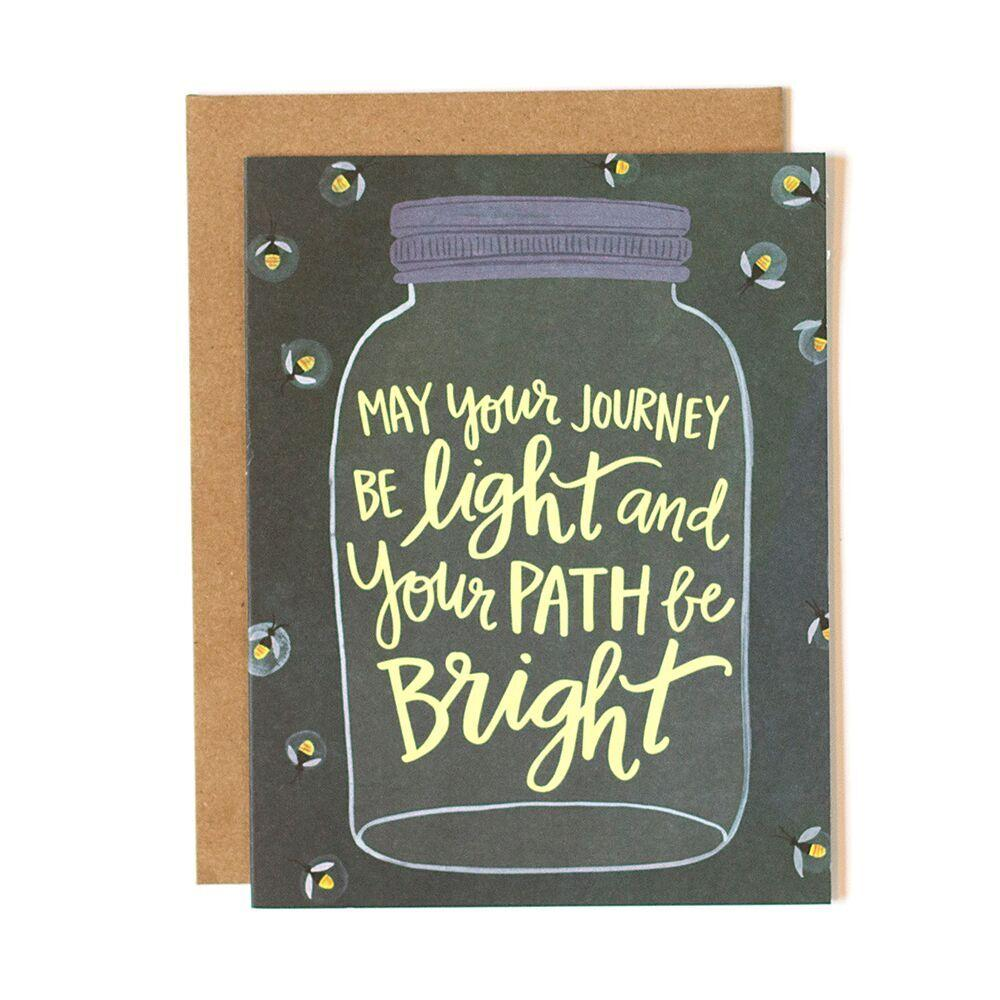 Bright Path Card - Northlight Homestore