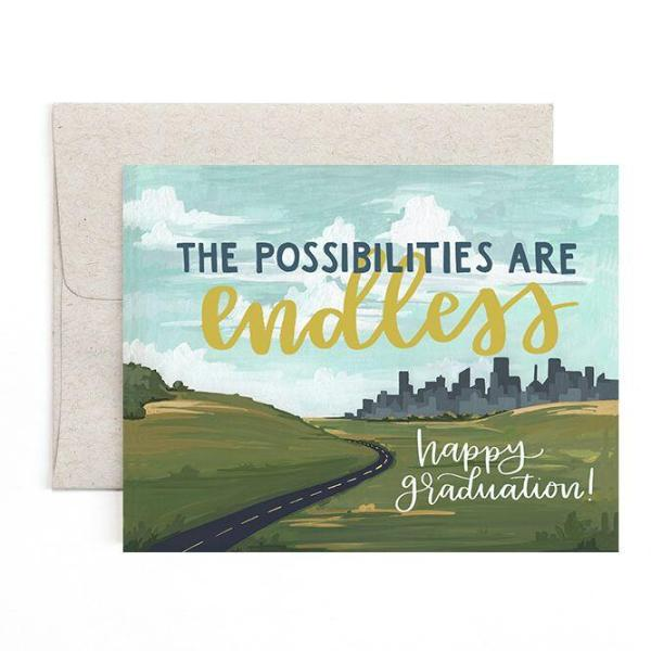 Endless Possibilities Card - Northlight Homestore